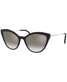 Miu Miu Sunglasses, MU 03US 55