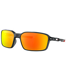 Oakley Polarized Sunglasses, OO9429 64 Siphon