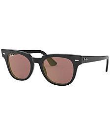 Ray- Ban Polarized Meteor Sunglasses, RB2168