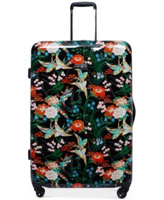 "Sweet Birds 25"" Spinner Suitcase"