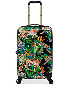 "Jessica Simpson Wild Cat 20"" Carry-On Spinner Suitcase"