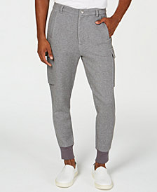 DKNY Men's Fleece Jogger Pants