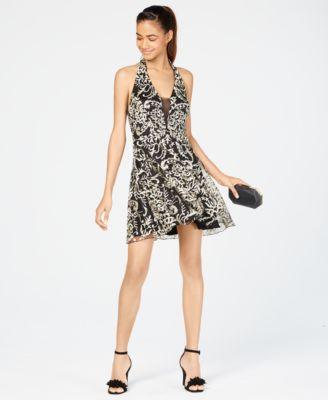 Halter Dresses for Juniors