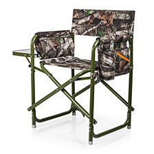 Picnic Time Outdoor Green Directors Folding Chair