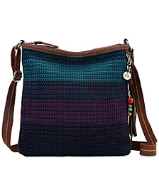 The Sak Lucia Ombre Crochet Crossbody