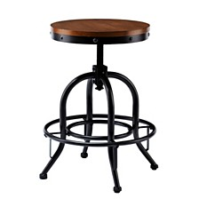 Industrial Adjustable Stool, Quick Ship