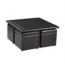 Nylo Storage Cube Table Set, Quick Ship