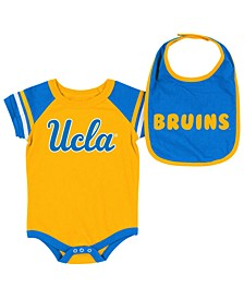 UCLA Bruins Onesie & Bib Set, Infants (0-9 Months)