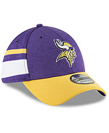 New Era Boys' Minnesota Vikings Sideline Home 39THIRTY Cap