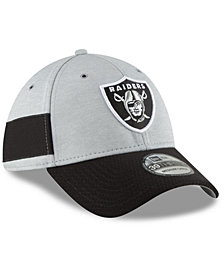 New Era Boys' Oakland Raiders Sideline Home 39THIRTY Cap
