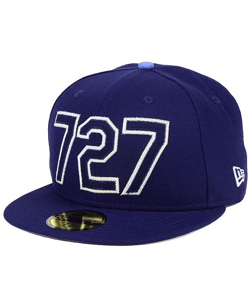 save off 0d3f5 0c483 ... New Era Tampa Bay Rays Area Code 59FIFTY FITTED Cap ...