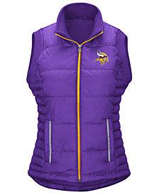 G-III Sports Women's Minnesota Vikings First Down Vest
