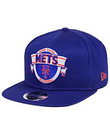 New Era New York Mets Banner 9FIFTY Snapback Cap