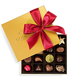 Godiva 19-Pc. Holiday Ballotin