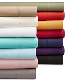 AQ Textiles Grayson 4-Pc Extra Deep Sheet Sets, 950 Thread Count Cotton Blend