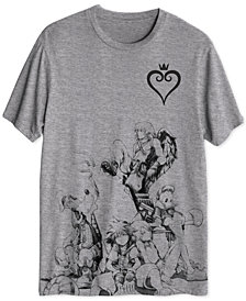 Kingdom Hearts Men's Graphic T-Shirt