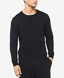 Michael Kors Men's Micro-Terry Sweatshirt