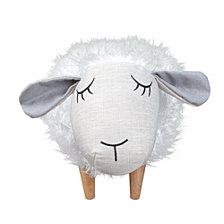 Sheepy the Sheep Kids Stool