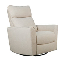 Soho Swivel Glider in Canvas