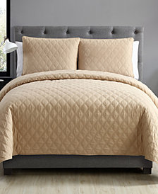 VCNY Home Buckingham Diamond 2-Pc. Quilted Twin/Twin XL Coverlet Set