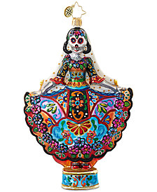 Christopher Radko La Novia Muerta Ornament