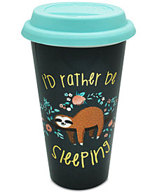 CLOSEOUT! TMD Holdings Sloth Travel Mug