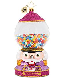 Christopher Radko Bubble Gum Chum Ornament