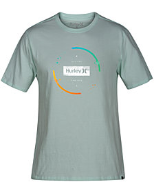 Hurley Men's Ellipses Graphic T-Shirt