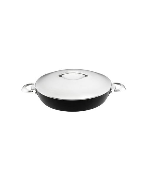 SCANPAN Professional 4.25-qt Chef Pan with lid