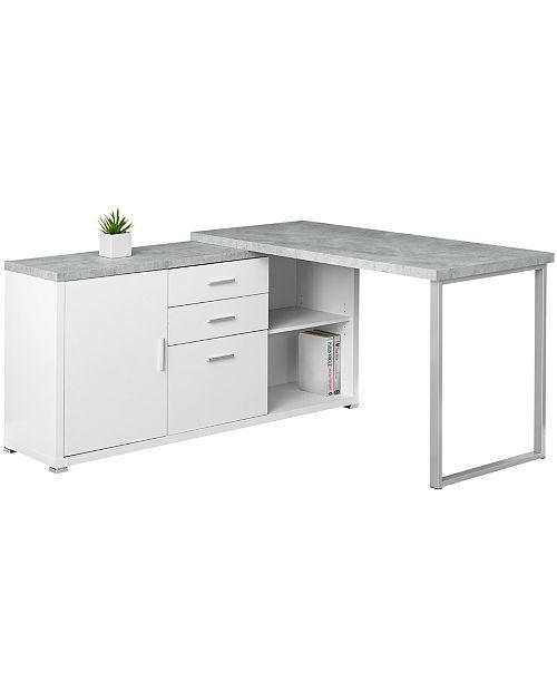 Monarch Specialties Computer Desk - Over Max