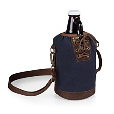 Legacy® by Picnic Time Insulated Growler Tote with 64-oz. Glass Growler