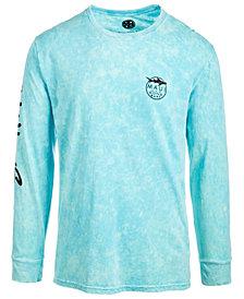 Maui and Sons Men's Shark Logo Graphic T-Shirt