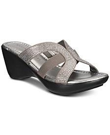 Karen Scott Paytin Sandals, Created for Macy's
