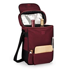 Legacy® by Picnic Time Duet Wine & Cheese Tote