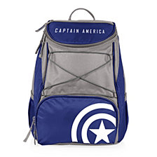 Picnic Time Captain America - PTX Cooler Backpack