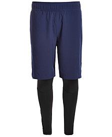 Ideology Big Boys Dan Layered-Look Leggings, Created for Macy's