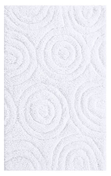 Circles 17x24 Cotton Bath Rug