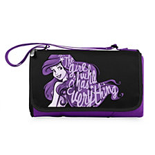 Picnic Time Disney's Little Mermaid Blanket Tote Outdoor Picnic Blanket