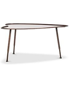 Tessa Heart Coffee Table