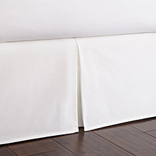 "Seascape Bedskirt 15"" Drop Twin/Twin-XL"