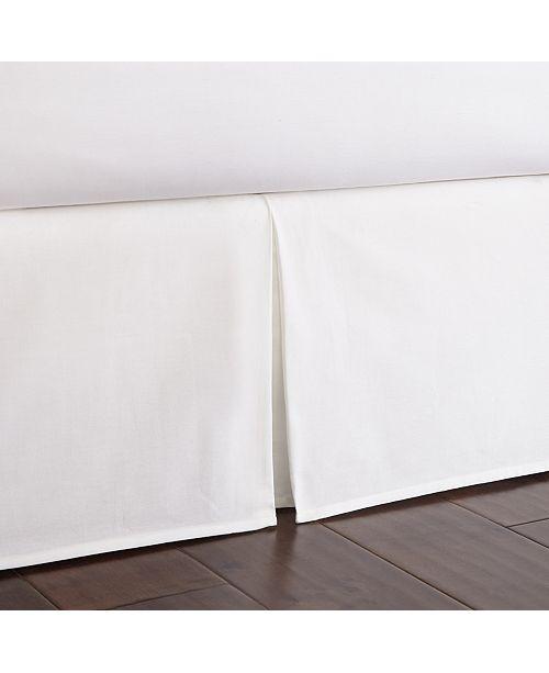 """Colcha Linens Seascape Bedskirt 15""""-Full"""