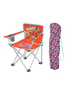 Blaze Toddler Folding Camp Chair