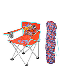 Blaze Toddler Folding Camp Chair