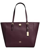 Coach Tote Bags  Shop Coach Tote Bags - Macy s f5d972cf0e24d