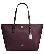 d917de1f6240 Coach Tote Bags  Shop Coach Tote Bags - Macy s