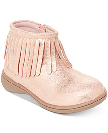 Carter's Toddler & Little Girls Cata Booties