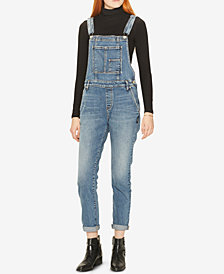 Silver Jeans Co. Denim Skinny Overalls