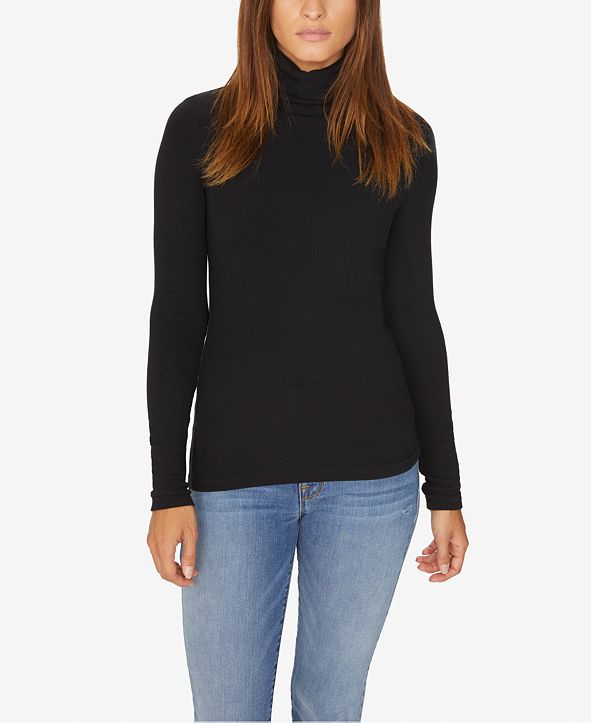 Sanctuary Essential Turtleneck Top