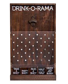 Studio Mercantile Wooden Drink-O-Rama