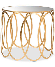 Cyrah Accent Table, Quick Ship